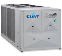 Чиллеры Clint MultiPower
